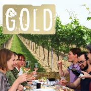 Weinprobe Gold klein Pfalz