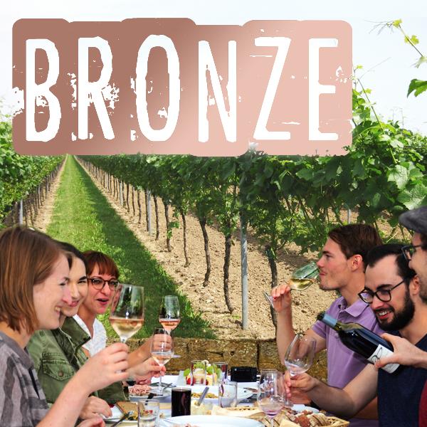 Weinprobe Bronze Pfalz