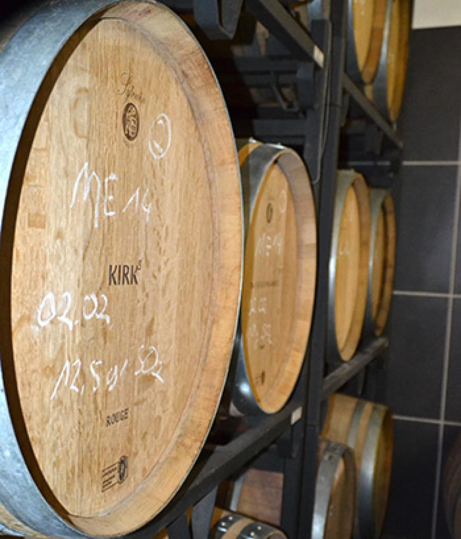Barrique-Wein aus der Pfalz beim Weingut Otto Pfaffmann